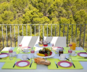 Villa   à Altea pour 6 personnes avec piscine commune p2