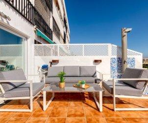 Appartement   à Benalmadena pour 4 personnes avec vue mer p1