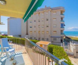 Villa   à Cunit pour 4 personnes avec piscine commune p2