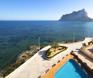 Appartement   à Calpe pour 3 personnes avec piscine commune p0