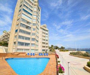 Appartement   à Calpe pour 3 personnes avec piscine commune p1