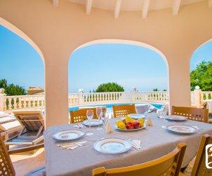 Villa   à Benitachell pour 8 personnes avec piscine privée p2
