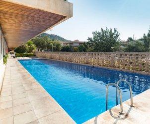 Appartement   à Lloret del Mar pour 4 personnes avec piscine commune et proche mer p0