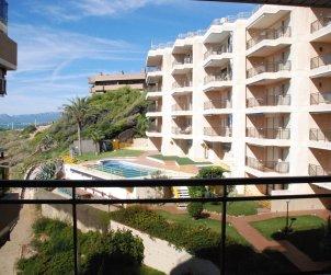 Appartement   à Salou pour 8 personnes avec piscine commune p0