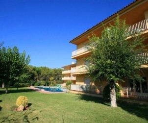 Appartement   à Llafranc pour 5 personnes avec piscine commune, parking et proche mer p2