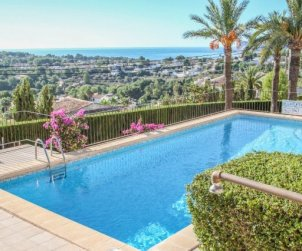 House   Moraira 4 persons - comunal pool p2
