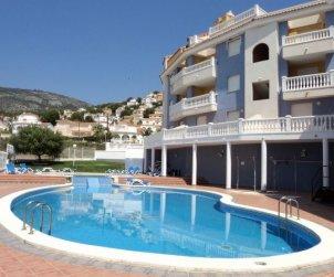 Appartement   à Alcoceber pour 6 personnes avec piscine commune et climatisation p0