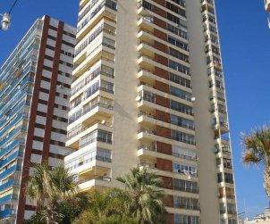 Flat   Benidorm 4 persons - washing machine p1