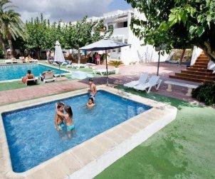 Appartement  climatisé à Benicarlo pour 4 personnes avec piscine commune p0