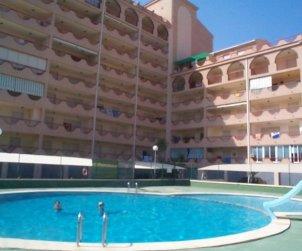 Appartement   à Peniscola pour 6 personnes avec piscine commune et proche mer p0