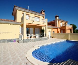 House   Ametlla de Mar 6 persons - private pool y near sea p1