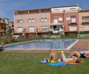 Flat   Empuriabrava 4 persons - comunal pool p2