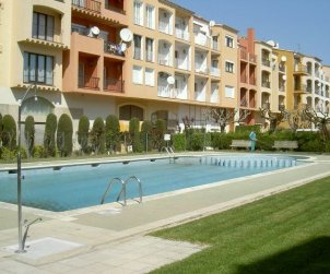 Flat   Empuriabrava 4 persons - comunal pool p1