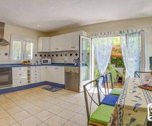 Villa   à Calpe pour 10 personnes avec piscine privée, climatisation et internet p0