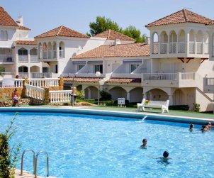 Appartement   à Alcoceber pour 6 personnes avec piscine commune et proche mer p2