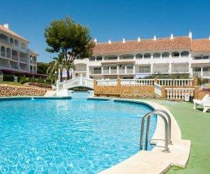 Appartement   à Alcoceber pour 6 personnes avec piscine commune et proche mer p1