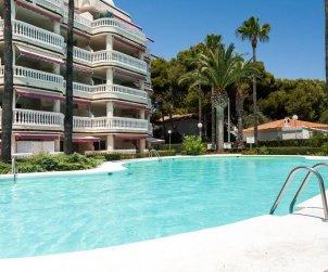 Appartement   à Alcoceber pour 8 personnes avec piscine commune et climatisation p2