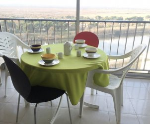 Flat   Empuriabrava 6 persons - sea view p1