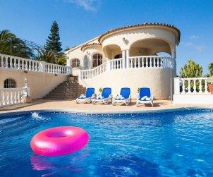 Villa   à Calpe pour 12 personnes avec piscine privée p0