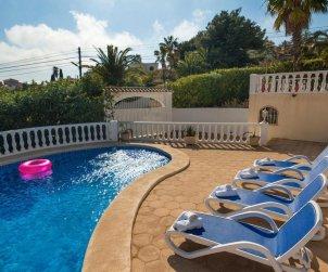 Villa   à Calpe pour 12 personnes avec piscine privée p1
