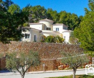 Villa   à Benissa pour 6 personnes avec piscine privée et climatisation p2