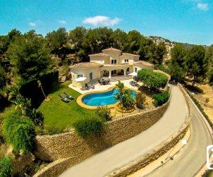 Villa   à Benissa pour 6 personnes avec piscine privée et climatisation p0