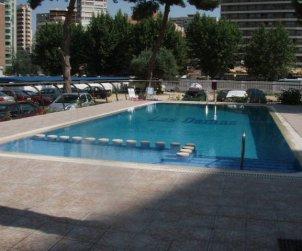 Appartement   à Benidorm pour 2 personnes avec piscine commune p1