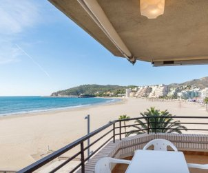 Flat   Oropesa del Mar 6 persons - panoramic to the sea p0