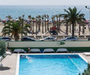 Appartement   à Oropesa del Mar pour 8 personnes avec piscine commune p2