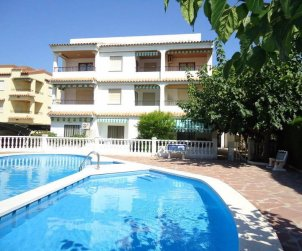 Flat   Oropesa del Mar 4 persons - comunal pool p0
