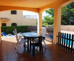 Villa   à Ametlla de Mar pour 5 personnes avec piscine privée p1