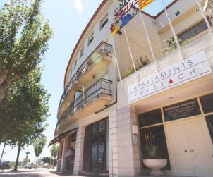 Flat   Palafrugell 4 persons - parking in the garage of the building p0
