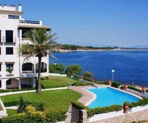 Appartement   à L'Escala pour 4 personnes avec piscine commune et vue mer p2