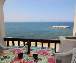 Appartement   à L'Escala pour 4 personnes avec piscine commune et vue mer p0