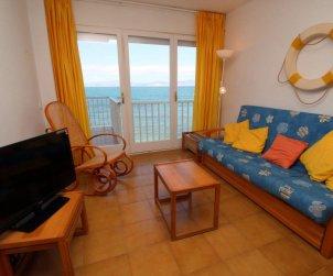 Appartement   à L'Escala pour 7 personnes avec vue exceptionnelle p2