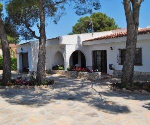 Villa   à Ametlla de Mar pour 7 personnes avec piscine privée et internet p2