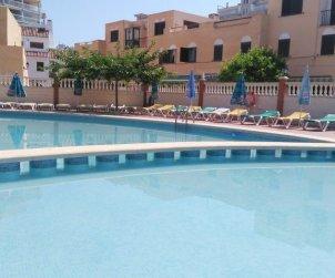 Appartement   à Peniscola pour 4 personnes avec piscine commune et proche mer p0