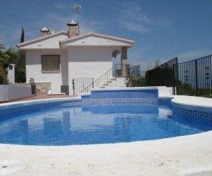 Villa   à Peniscola pour 8 personnes avec piscine privée et belle vue mer p0