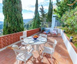 Villa   à Llançà pour 4 personnes avec belle vue mer p1