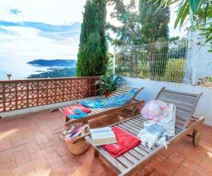 Villa   à Llançà pour 4 personnes avec belle vue mer p2