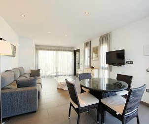 Villa   à Llançà pour 4 personnes avec piscine commune p2