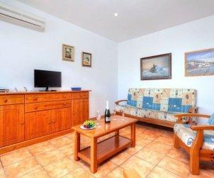 Appartement   à Llançà pour 6 personnes avec lave-vaisselle p1
