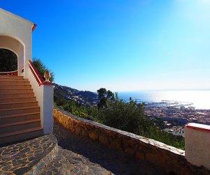Villa   à Rosas pour 6 personnes avec belle vue mer p1