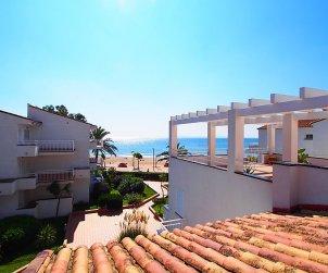 Appartement   à Rosas pour 6 personnes avec belle vue mer p1