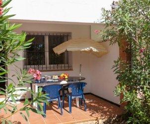 Appartement   à L'Escala pour 4 personnes avec air conditionné p0