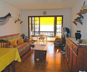 Appartement   à L'Escala pour 3 personnes avec piscine commune p1