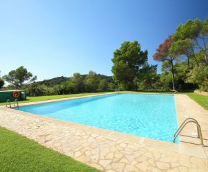 Flat   Begur 4 persons - comunal pool p1