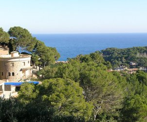 Flat   Begur 4 persons - panoramic to the sea p1