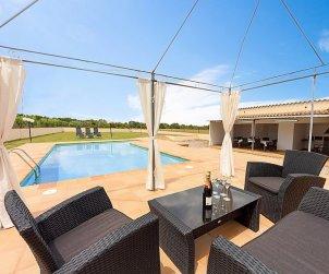 Villa   à Fonteta pour 7 personnes avec piscine privée p0