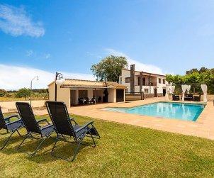 Villa   à Fonteta pour 7 personnes avec piscine privée p1